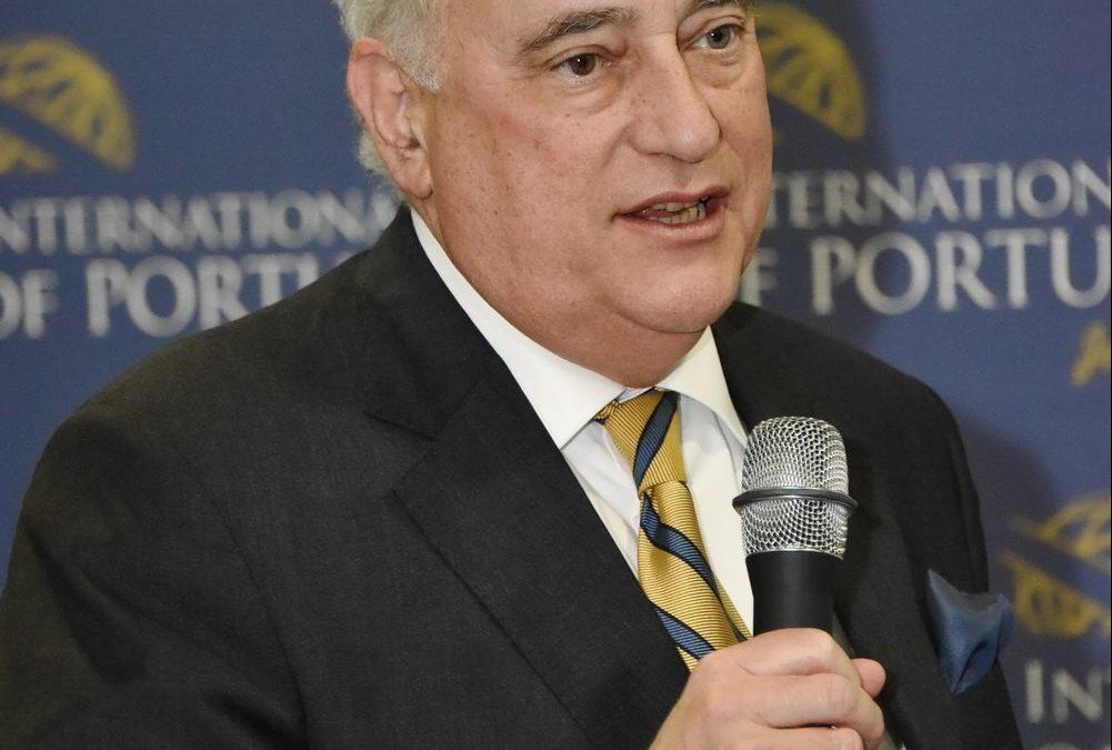 Almoço-Debate com Professor António Rebelo de Sousa, Economista e Professor Universitário